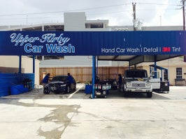 Upper kirby Car Wash