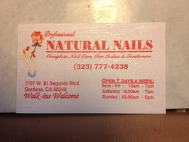 Natrual Nails