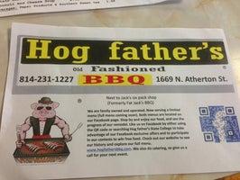 Hog father's Old Fashioned BBQ