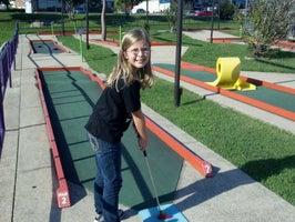 Putt Putt Golf & Games