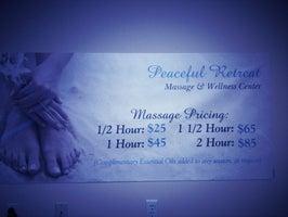 Peaceful Retreat: Massage & Wellness Center