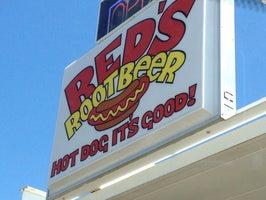 Red's Root Beer