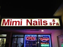 Mimi's Nails And Spa