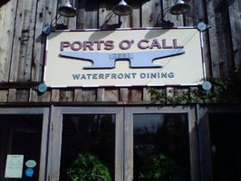 Ports O' Call Waterfront Dining Restaurant