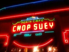 Chop Suey Pekin Cafe