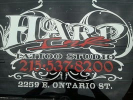 Hard ink tattoo prices photos reviews philadelphia pa for Hard ink tattoo