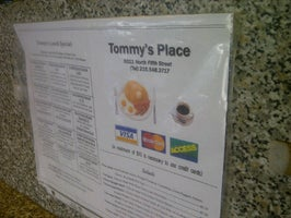 Tommy's Place