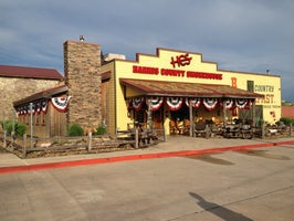 Harris County Smokehouse - Tomball