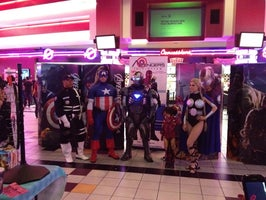 Regal Cinemas Natomas Marketplace 16 & RPX