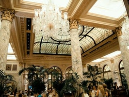 The Oak Room at The Plaza Hotel