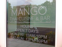 Mango Thai Cuisine & Bar
