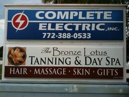 Bronze Lotus Tanning, Hair, Nails & Spa