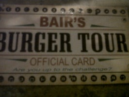 Bair's All-American Sports Grill
