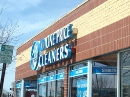 CD One Price Dry Cleaner