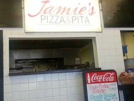 Jamie's Pizza & Pitas