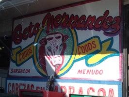 Beto Hernandez Foods