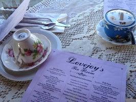 Lovejoy's Tearoom