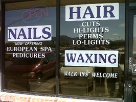 All About you Hair and Nail Salon, Henderson, NV.
