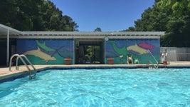 Zebulon Swimming Pool