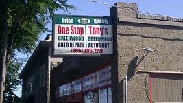 Tony's Greenwood Auto Body