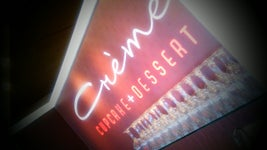 Crème Cupcake + Dessert