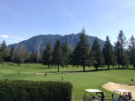 Mt Si Golf Course Restaurant