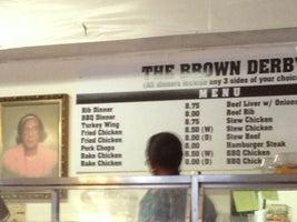 Brown Derby II