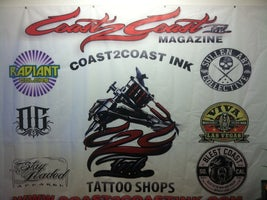 Coast 2 Coast Ink -Santa Cruz, Ca