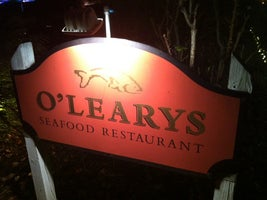 O'Leary's Seafood Restaurant