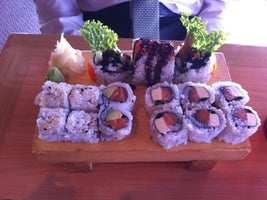 Sakura Japanese Steakhouse & Sushi Bar.