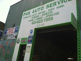 Pak Auto Service