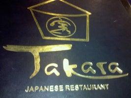 Takara Grill & Sushi