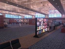 Springfield-Branson National Airport (SGF) (Springfield-Branson National Airport)