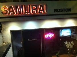 Samurai Boston