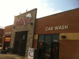 Dirty Car Auto Spa