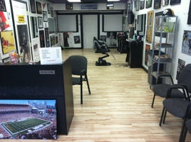The Man Cave Barber Shop