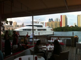 Rouge Waterfront Dining