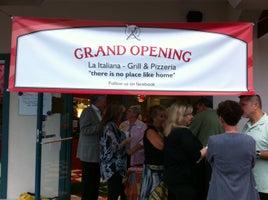 La Italiana Grill And Pizzeria