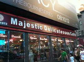 Majestic Delicatessen Café