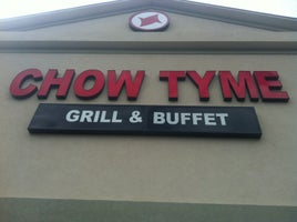 Chow Tyme Grill & Buffet