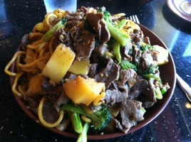 Sizzle Mongolian BBQ