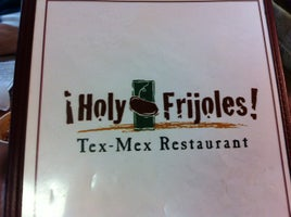 Holy Frijoles