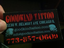 Goodkind Tattoo - Prices, Photos & Reviews - Chicago, IL