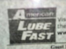 American Lube Fast