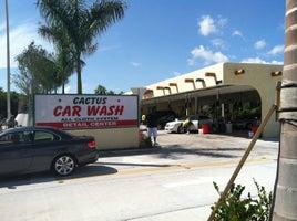 Cactus car wash prices photos reviews fort lauderdale fl cactus car wash solutioingenieria Gallery