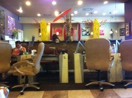 Top Coat Nail Salon & Spa