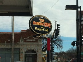 Two Brothers BBQ & Burger Grill