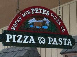 Pete's Rocky Mountain Pizza Co.