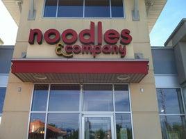 Noodles Company Prices Photos Reviews Grand Rapids Mi