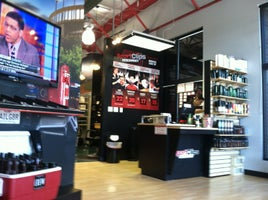Sport Clips Haircuts of New Market Square